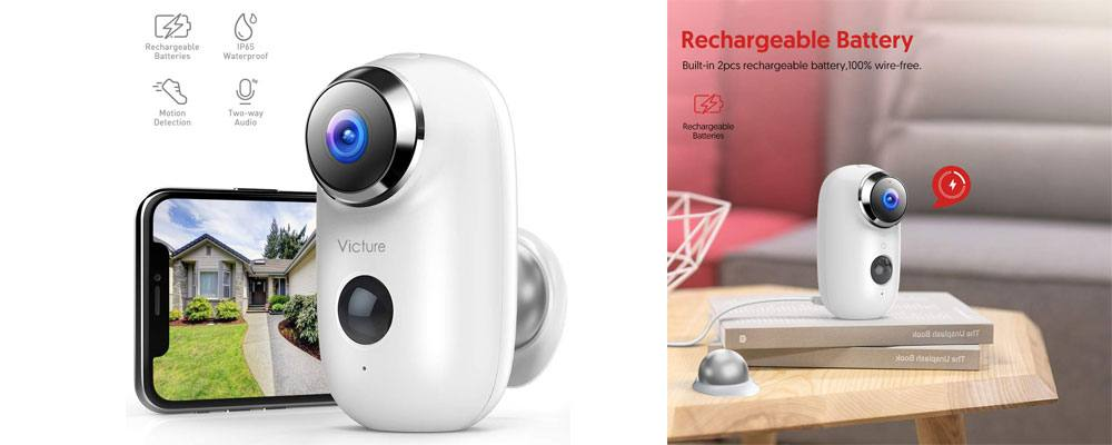 telecamera di video sorveglianza Wi-fi esterna