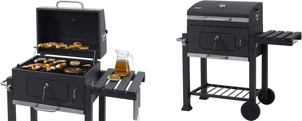 miglior barbecue a carbone