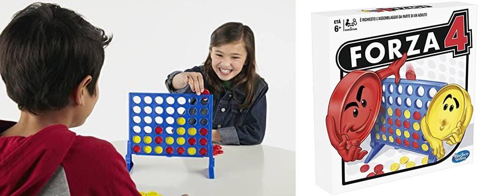 Forza 4, il miglior gioco in scatola da tavolo