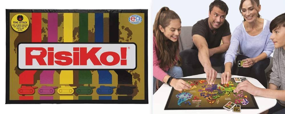 Risiko, il miglior gioco in scatola da tavolo