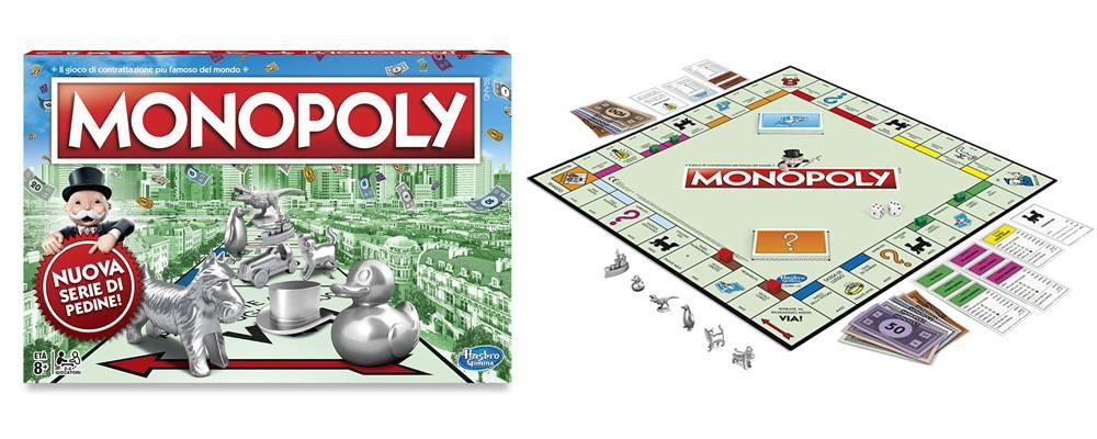 Monopoly - Classico, il miglior gioco in scatola da tavolo