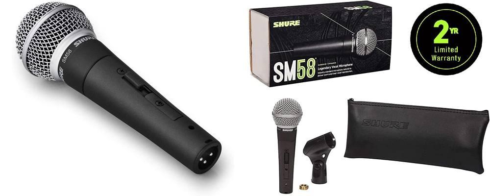 miglior microfono professionale