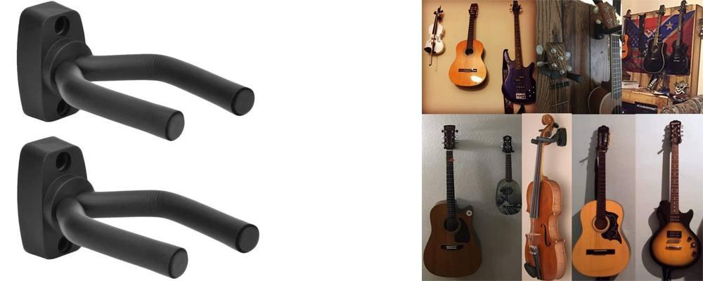supporto da parete per chitarra