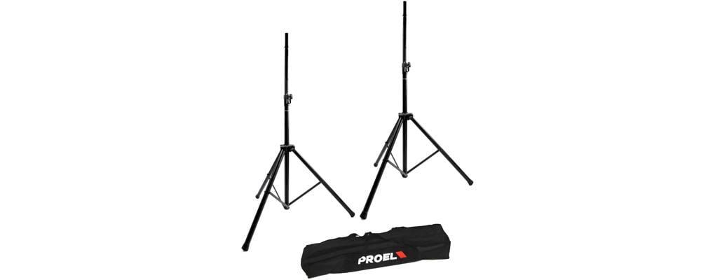 supporti per casse monitor speaker e casse acustiche