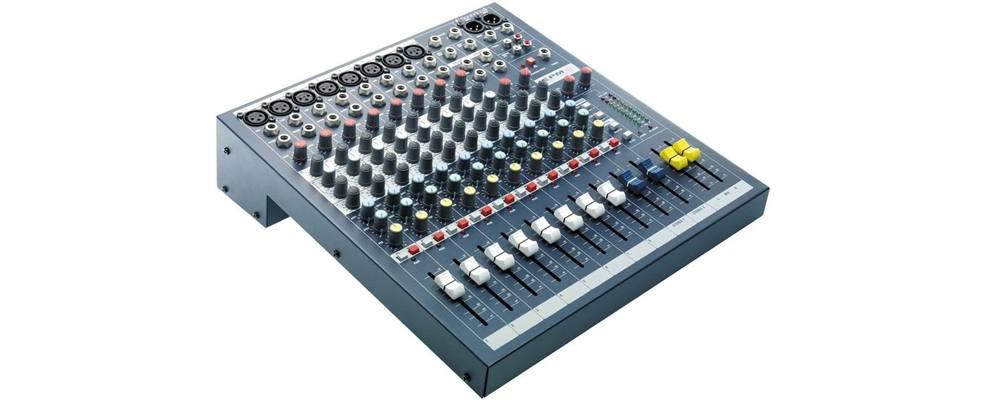 miglior mixer a 8 canali